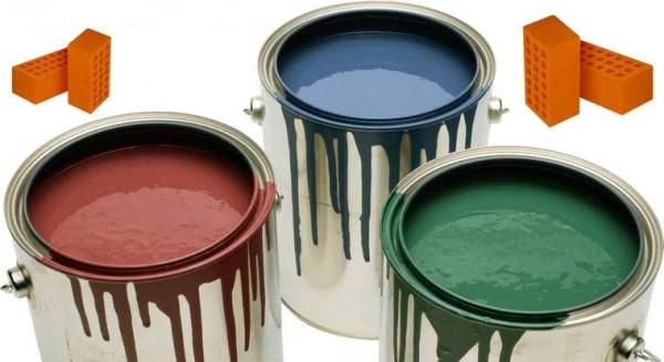 Краска для кирпича