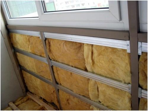 Монтаж стеновых пластиковых панелей
