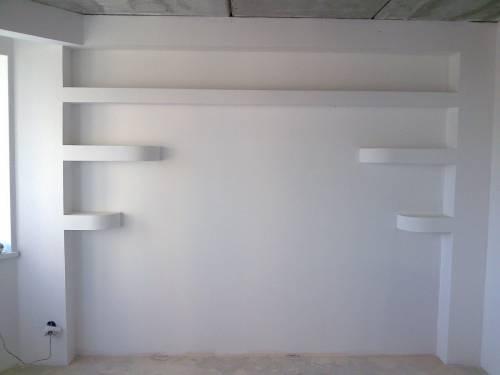 Монтаж гипсокартонных листов на стены производиться двумя способами, в зависимости от того, что вы хотите видеть в итоге, и какую отделку будите использовать дальше