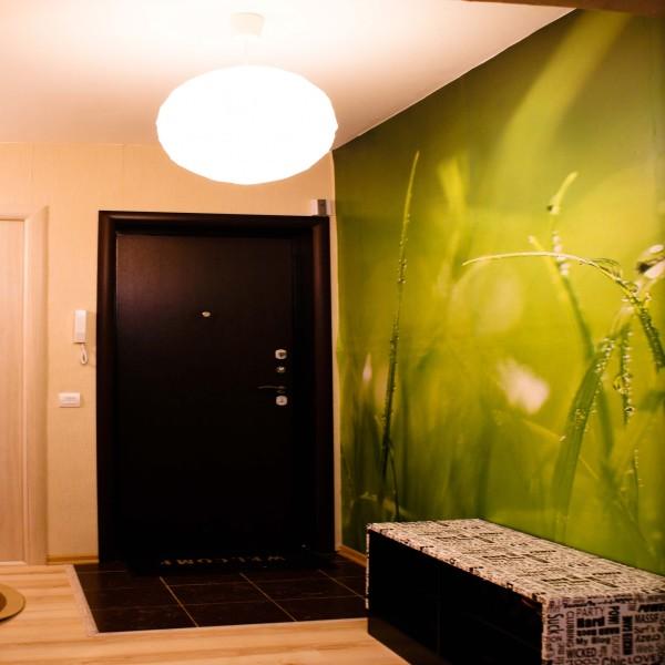 Некоторые изображения фотообоев могут помочь визуально расширить пространство помещения, а также сделать его немного светлее и ярче
