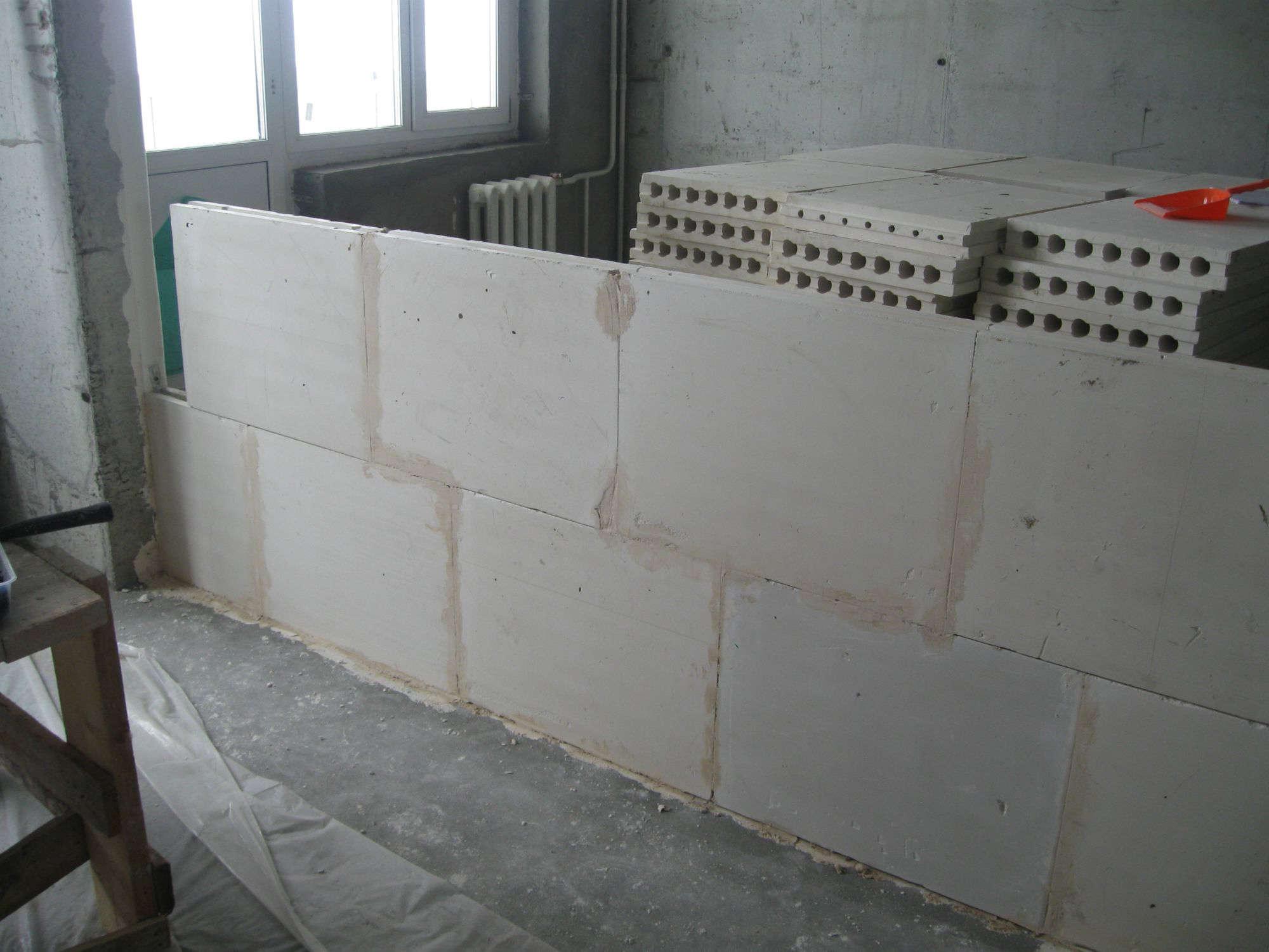 Пазогребневые плиты (ПГП) 521