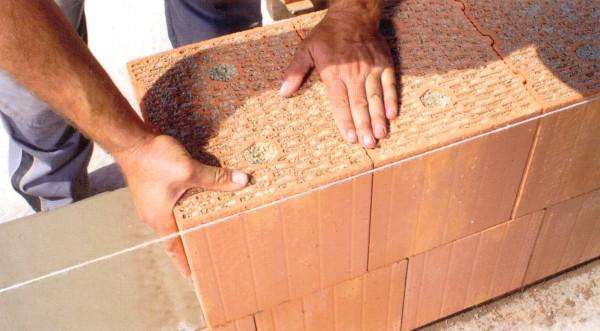 Пример процесса керамического кирпича своими руками