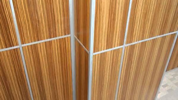 Пвх панели, имитирующие древесную текстуру