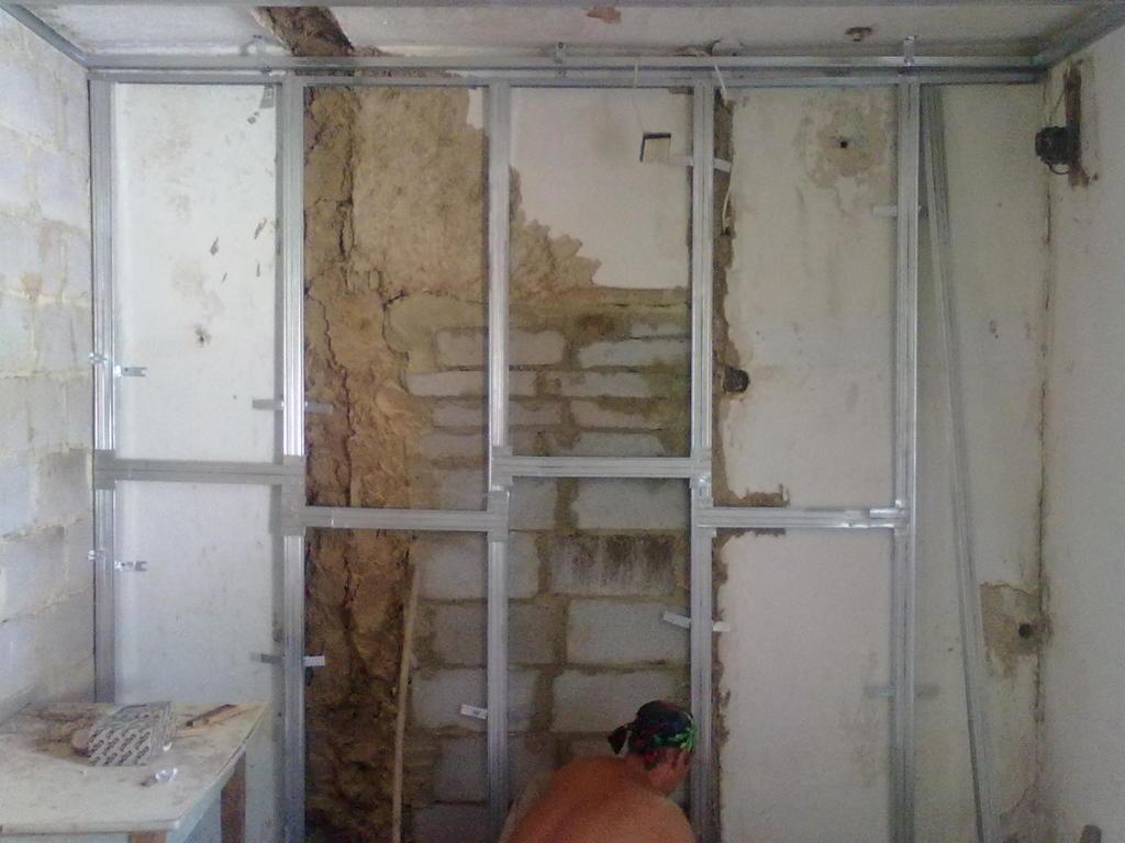 Стены из гипсокартона плюсы и минусы