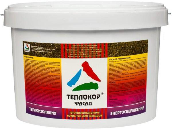 Утепляющая краска от известного российского производителя