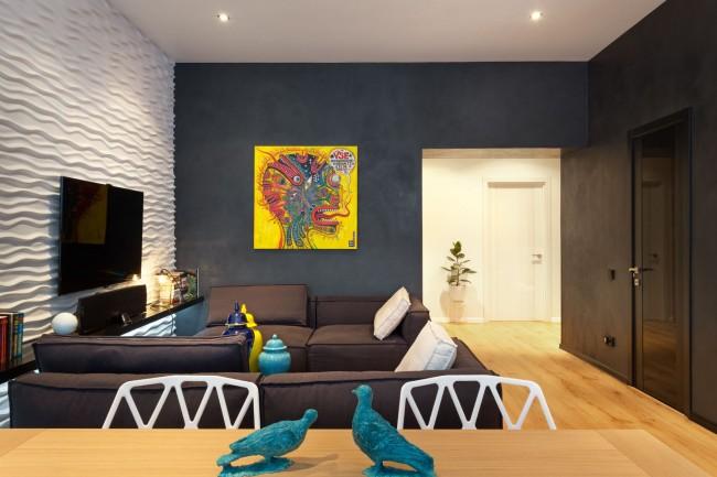 Как подобрать нужный цвет краски для стен декоративные 3d наливные полы