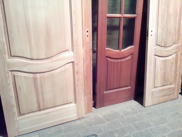 Двери из массива дуба - matadoors-mru
