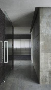 Имитация кладки из бетонных блоков