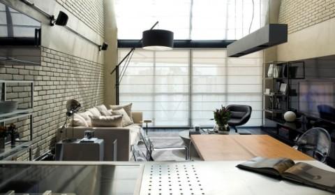 Керамическая плитка в оформлении зала
