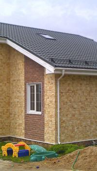 Конструкция дома из снип панелей