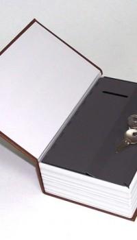 Маскировка сейфа по книгу