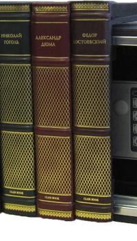 Маскировка сейфа под книжную полку