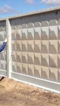 Покраска бетонного основания