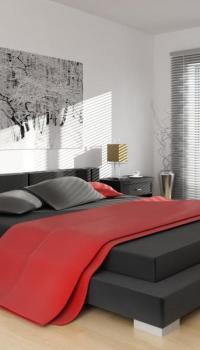 Постой декор спальни