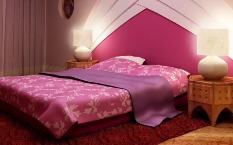 Применение комбинаций в оформлении спальни