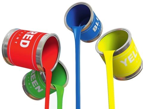 Разнообразие цветов и оттенков красок для кирпичных стен, поможет вам сделать ваш дом непохожим на другие кирпичные дома