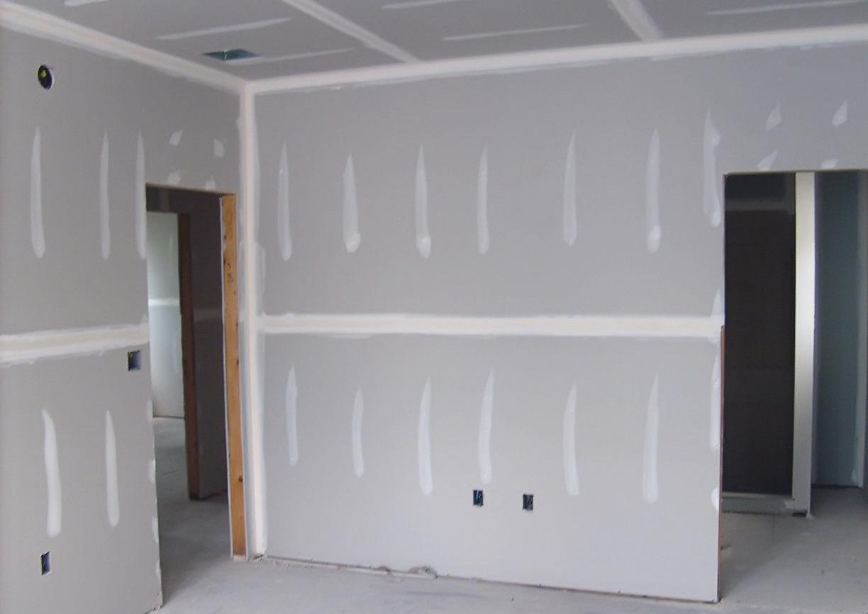 фото гипсокартонные стены