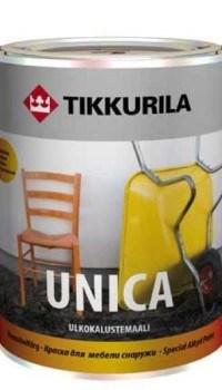 Тиккурила Уника для садовой мебели