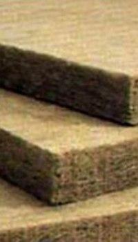 Утепляем базальтовой плитой