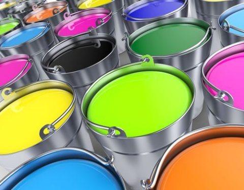 Виниловая краска для кирпича напоминает по своей структуре жидкий пластик