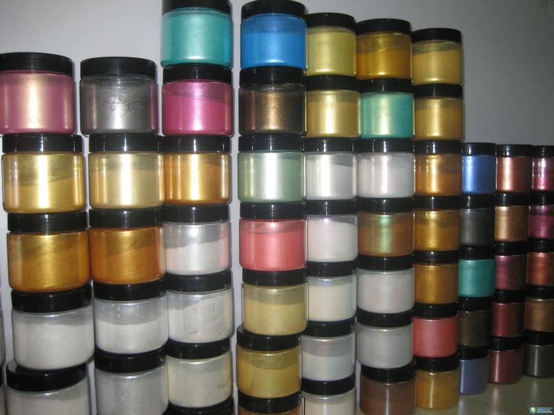 Как сделать серебристую краску фото 899