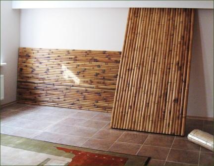 Бамбуковые эко панели
