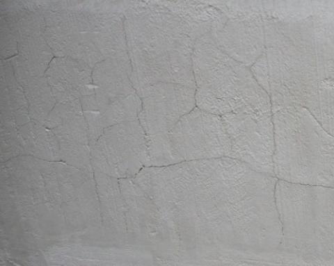 Неправильно оштукатуренная стена
