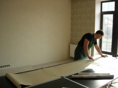 Подготовка полотен