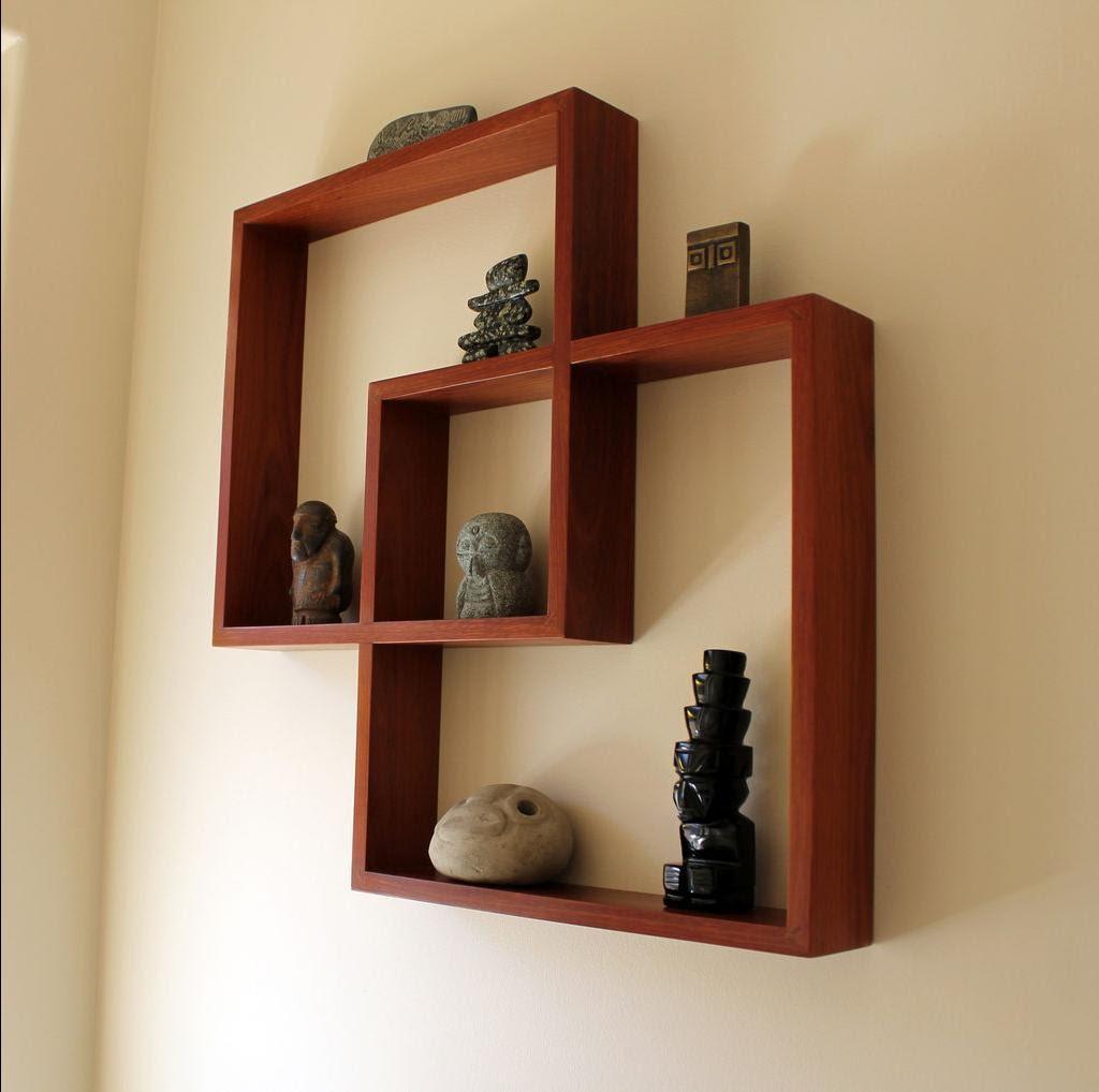 Как самой сделать полочку на стену