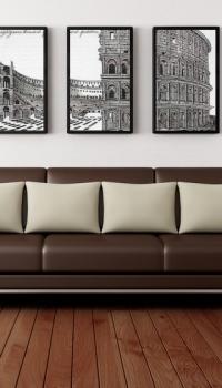 Постеры на стену в офис подобрать по направлению деятельности компании