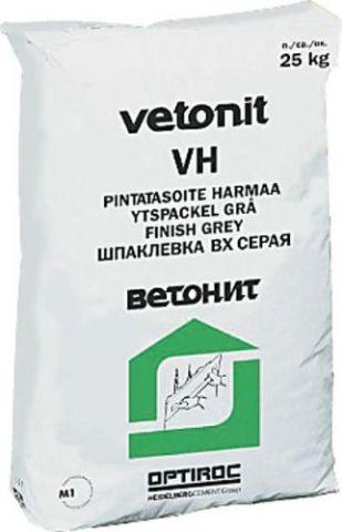 Шпаклевка Vetonit VH