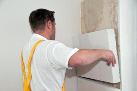 Теплоизоляция стен изнутри в квартире