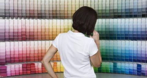 Выбор цвета машинным способом