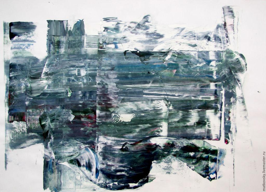 Нанесение абстракции