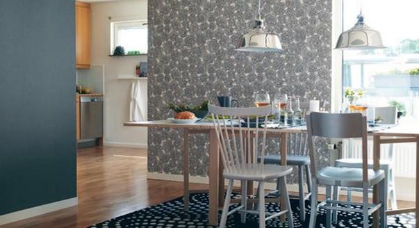 какие обои выбрать на маленькую кухню дизайнерские идеи Otdelka