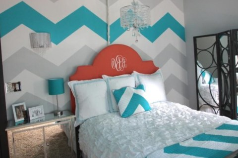 Дизайн покраска стен