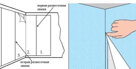 Дополнительным преимуществом виниловых обоев является то, что их достаточно легко клеить на стену.