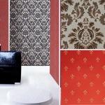 Есть множество вариантов тканей для стен, поэтому каждый сможет выбрать себе по вкусу