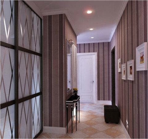 Фото небольшого коридора.