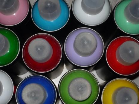Акриловая краска в баллончиках цена