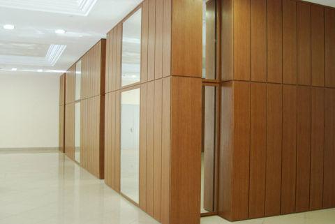 Отделка офиса панелями ПВХ
