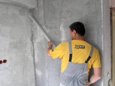 Ровная стена залог качественной облицовки