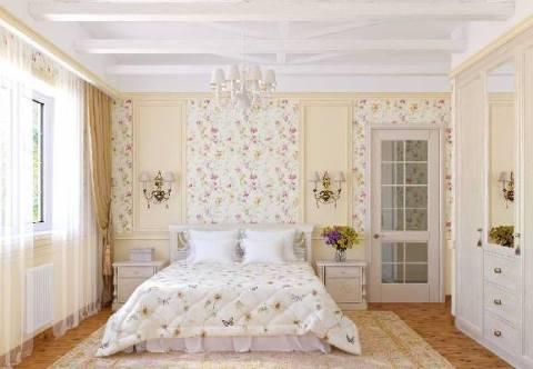 Уют помещения в стиле прованс