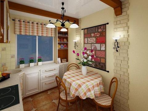 Все предметы должны соответствовать стилистике помещения