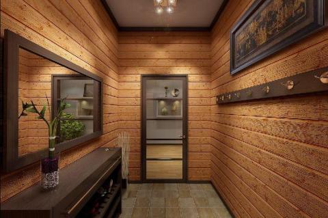 Выбираем отделку для стен коридора