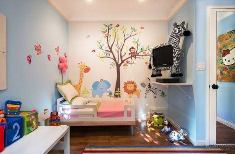Выделяем зону для сна у ребенка