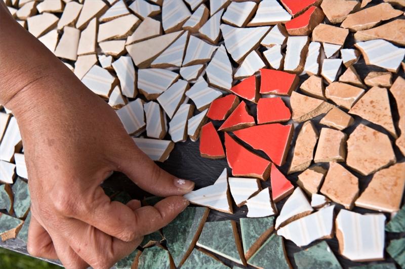Мозаика своими руками композиции