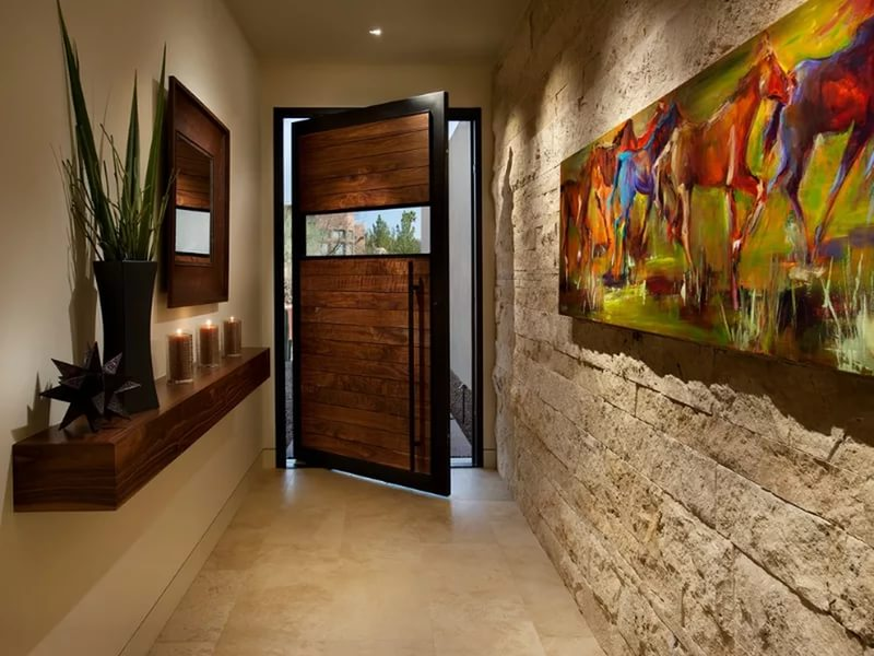 Декор для коридора своими руками