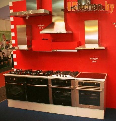 Кухня отделанная постформингом