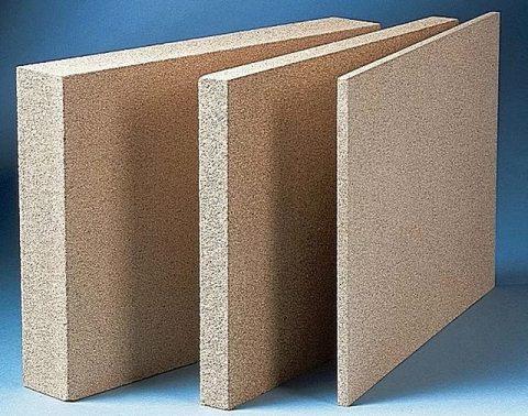 Панели на силикатно-кальциевой основе